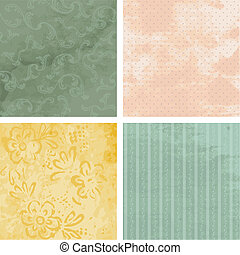 Victorian grunge backgrounds
