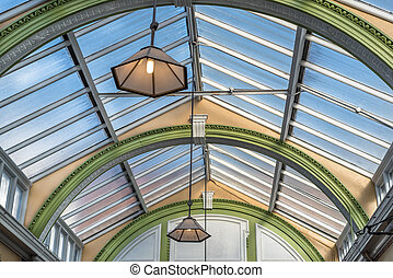 Victorian Station Roof
