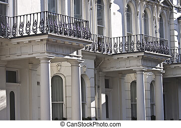 Victorian style building