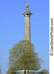 Victory column for duke of Marlboro