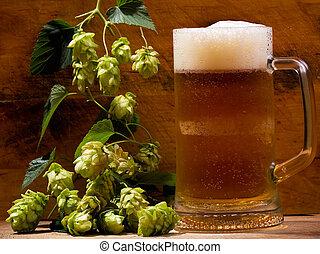 vida, ainda, cerveja assalta