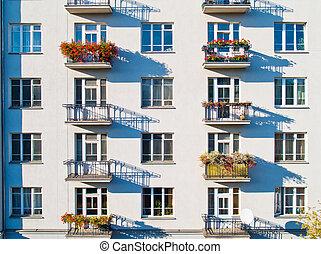 vida, apartamentos