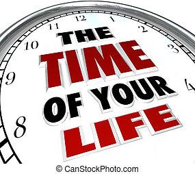 vida, bueno, recordar, reloj, memorias, épocas, tiempo, su