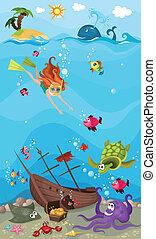 vida de mar