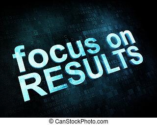 vida, render, resultados, estilo, foco, pixelated, palavras...