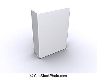 vide, boîte