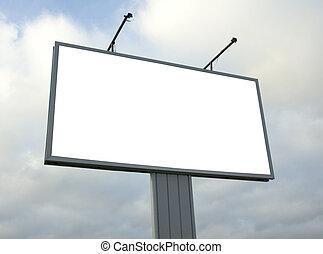 Juste texte ajouter panneau affichage vide ton image for Panneau solaire sous vide