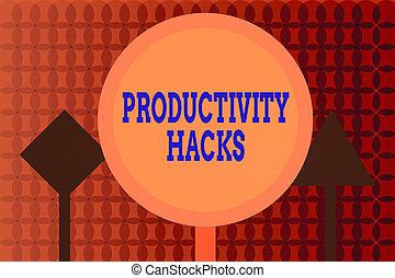 vide, vous, ruses, route, productivité, sécurité, plus, ...
