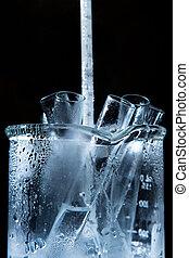 videnskab, glassware