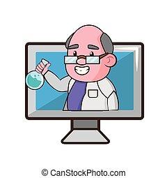 videnskabsmand, professor, videnskab