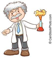 videnskabsmand
