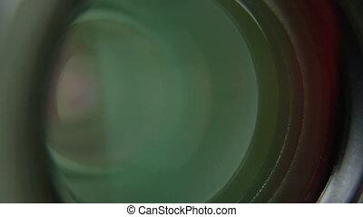 Video Camera Lens Zoom