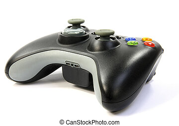 Video Games Controller - Xbox black Video Games Controller
