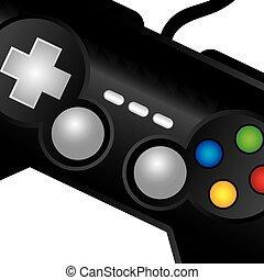 video games design, vector illustration eps10 graphic