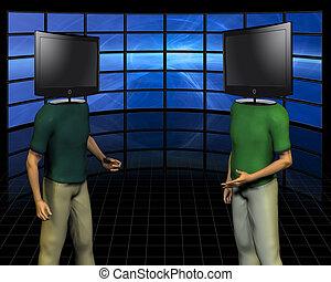 Video men