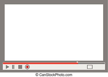 video player menu