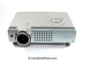 video projector - Video projector for work presentation or...