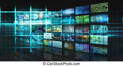 Video Streaming Entertainment