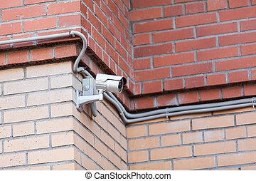 Video surveillance security system