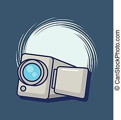 videocamera device design