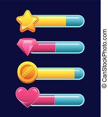 videogame interface design