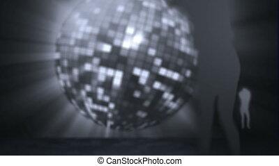 Videos of four women dancing