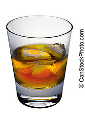 vidrio,  Alcohol