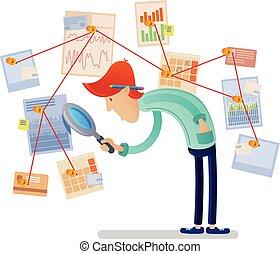 vidrio, analista financiero, aumentar