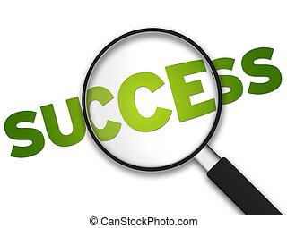vidrio,  -, Aumentar, éxito