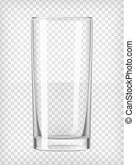 vidrio., vacío