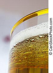 vidro, cerveja