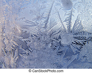 vidro, inverno