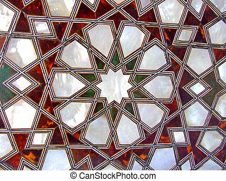 vidro, ornamento