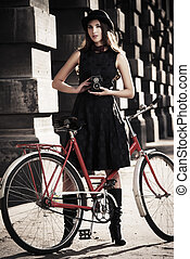 vieille bicyclette
