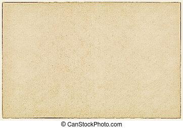 viejo, antigüedad, vendimia, papel, plano de fondo