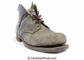 viejo, bota