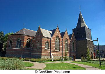 viejo, church.