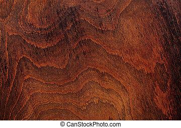 viejo, grano de madera, rico, textura
