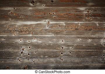 viejo, madera, plano de fondo