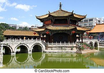 viejo, pagoda