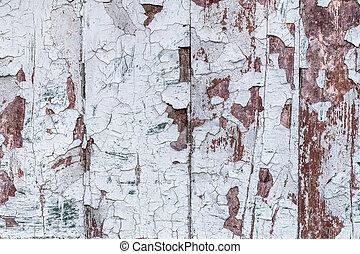 viejo, plano de fondo, con, textura de madera