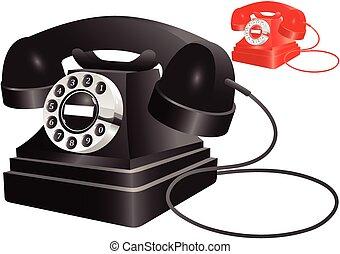 viejo, telephone.eps, formado