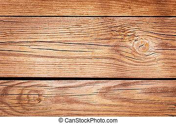viejo, textura de madera, con, patrones naturales