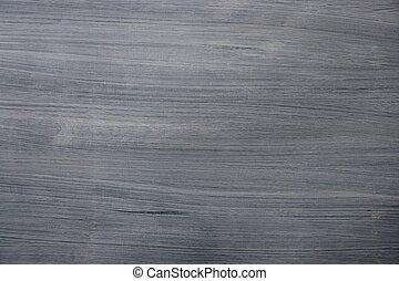 viejo, textura de madera, fondo gris