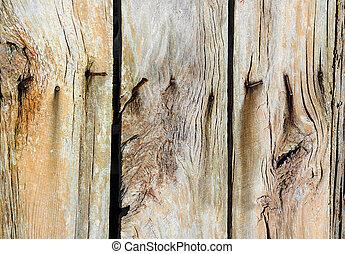 viejo, textura de madera