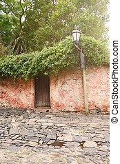 viejo,  Uruguay,  colonia, casa,  Sacramento,  del