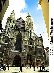Vienna #44 - St Stephens DOM - Vienna Austria