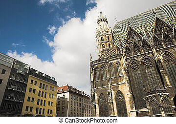 Vienna #45 - St Stephens DOM - Vienna, Austria