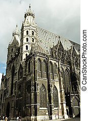 Vienna #47 - St Stephens DOM, Vienna, Austria