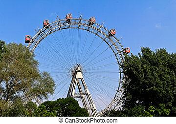 Vienna ferris wheel